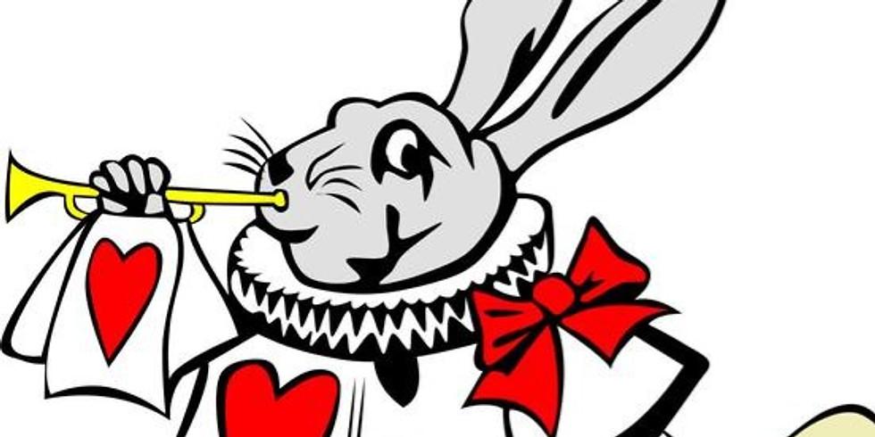 Alice in Wonderland at Jaya One
