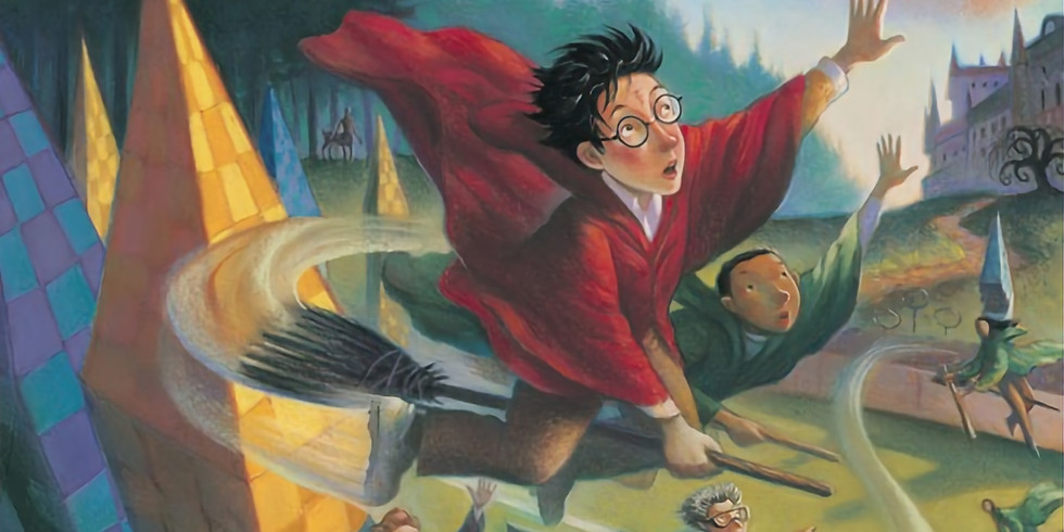 Harry Potter and the Sorcerer's Stone (Part 1)