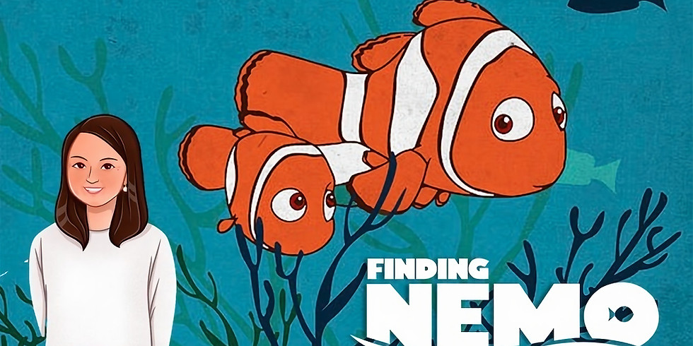 Finding Nemo by Hannah Yeoh