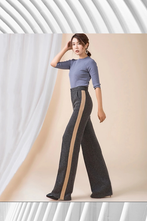 Side Stripe pant - Sizes in Details below