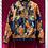 Thumbnail: Vintage Beaded Bomber Jacket