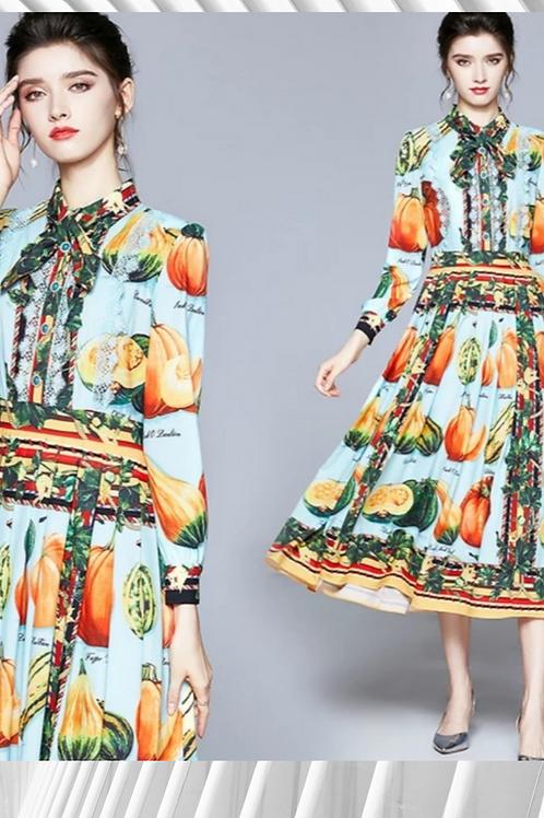 Bow Florence Summer Dress