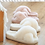 Thumbnail: 3cm Heel Fur Sliders For ladies Soft Plush