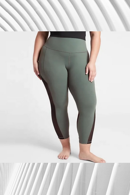 Yoga Pants Sports Soft Work Out - Plus Size to Small Avail