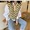 Thumbnail: Smart Casual Bell Sleeves Shirt/Jumper