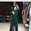 Thumbnail: Metallic Knitted Light Pant Suit