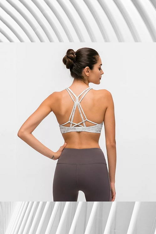 Comfy Strappy Yoga Top -