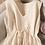 Thumbnail: Korean Style V neck knitted frill top