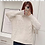 Thumbnail: Cotton Mix Oversixed Chunky Rollneck