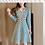 Thumbnail: French Plaid Sweater Dress