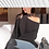 Thumbnail: Off the shoulder Cashmere mix oversized jumper - Spring