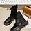 Thumbnail: 2021 Motorcycle Boots Chunky Heel