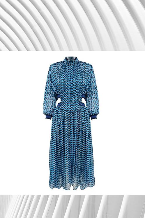 Geometric 2021 Dress - Spring
