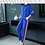 Thumbnail: Cotton Mix Knitted Tracksuit - Spring