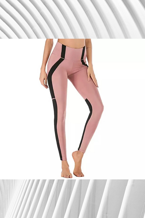 Solid Yoga Leggings Fitness Wear Yoga Pants