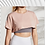 Thumbnail: Midriff Loose Crop Yoga Top