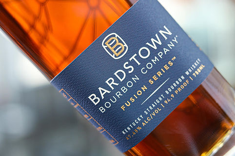 Bardstown Bourbon Company Fusion series 4