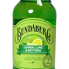 Bundaberg Lemon Lime and Bitters