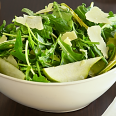 Rocket, Pear and Parmesan Salad