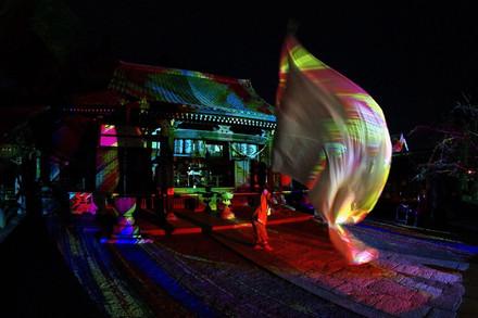 「京都嵐山花灯路」 2017