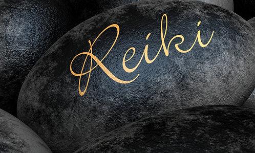 Reiki Session (in-person)