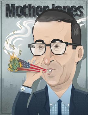John Oliver on Marijuana Legalization