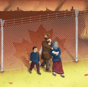 Escaping Destitute
