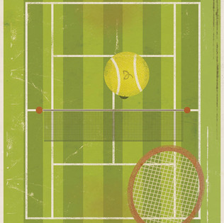 Tennis, The Game of Champions