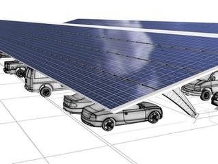 Solar Carport in Development