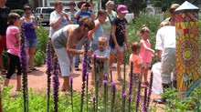 Second Annual Butterfly Release