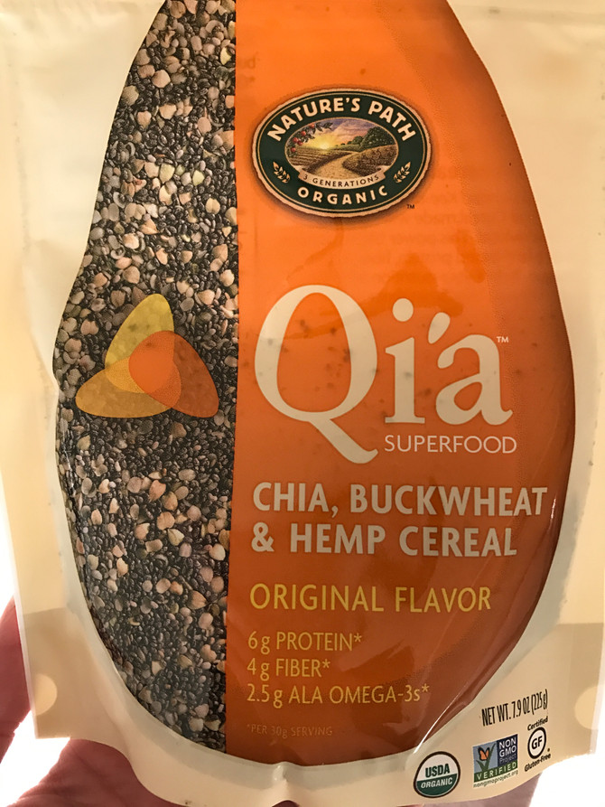 Nature's Path Organic Qi'a Superfood