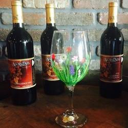 glass n wine