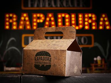 Embalagem Delivery Rapadura