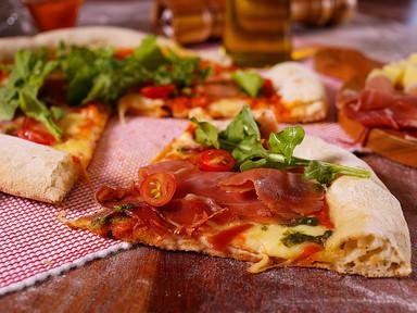 Essência de Pizza