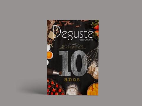 Capa Edição Especiais Deguste
