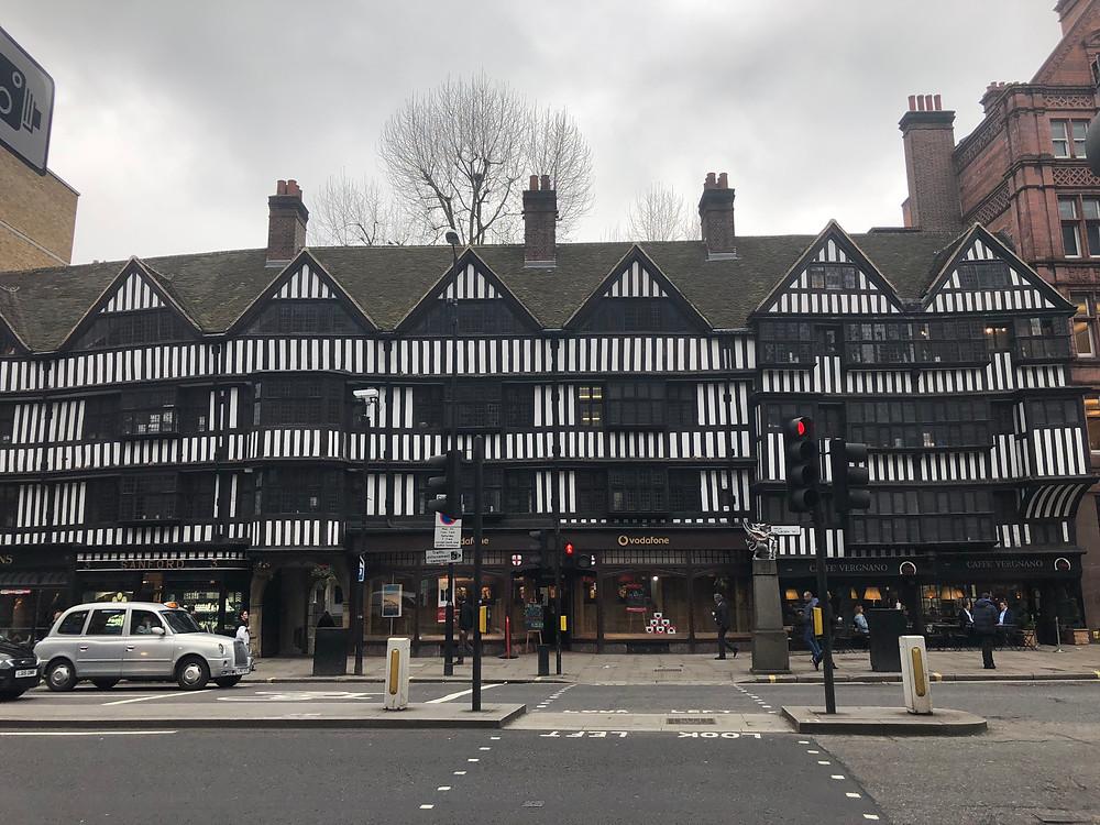 The Staple Inn