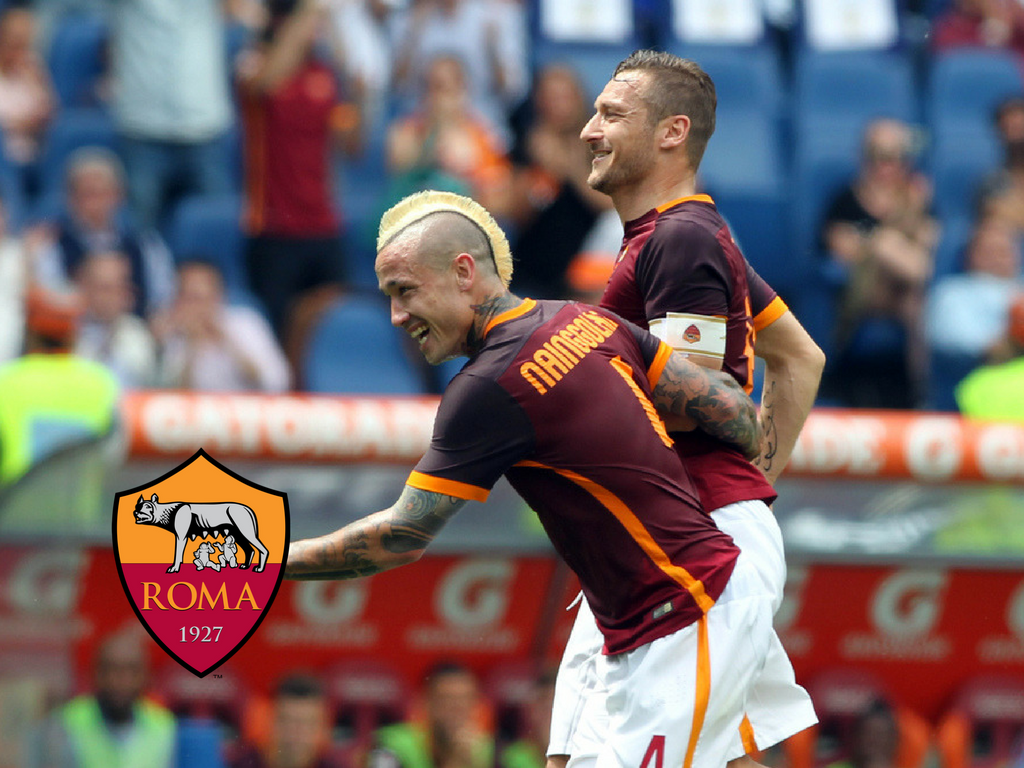 AS Roma Futbol