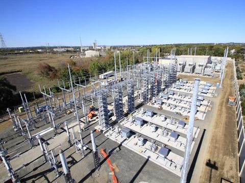 Hudson Transmission High Voltage NJ