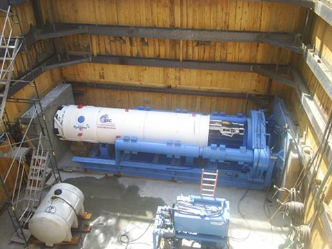 Microtunnel Jacking - Darien, CT