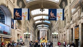 イタリア縦断鉄道の旅