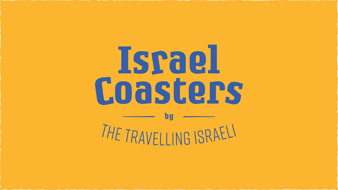 Israel Coasters Logo