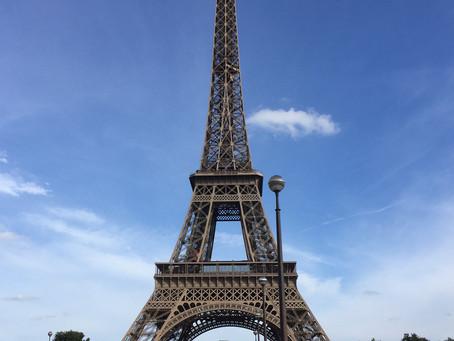 パリ旅行記 その2/エッフェル塔