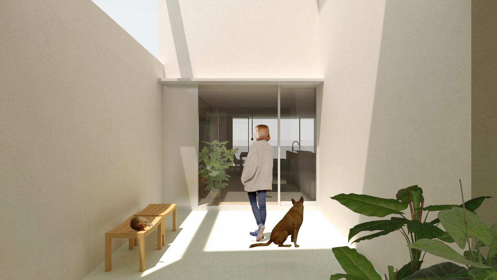 甲子園の家|大阪の建築設計事務所|一級建築士事務所エヌアールエム