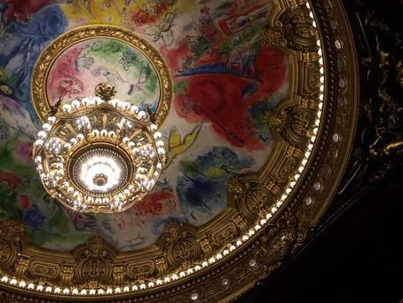 パリ旅行記 その11/オペラ座