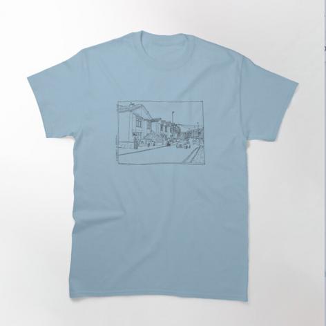 Bristol Black Ink T-Shirt