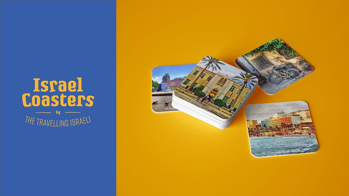 Israel Coasters Coasters