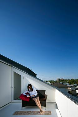桃山台の家|耐震等級3|一級建築士事務所エヌアールエム|建築家|大阪