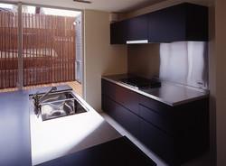 岸和田の家|旗状敷地|一級建築士事務所エヌアールエム|建築家|大阪