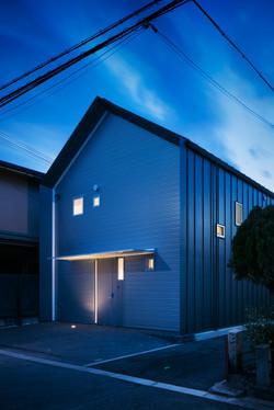東淀川の家|二世帯住宅|一級建築士事務所エヌアールエム|建築家|大阪