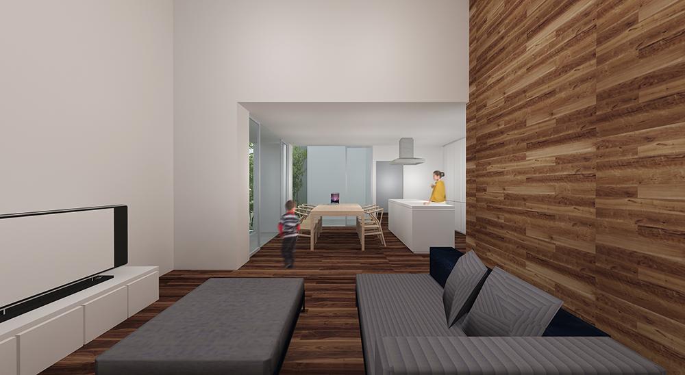 住吉の家|大阪の建築設計事務所|一級建築士事務所エヌアールエム